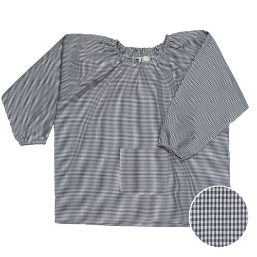 Saint Do - Blouse Maternelle – Vichy gris