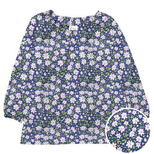 La Providence - Blouse TPS – Lyon fleuri