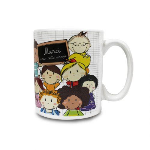 Mug - Merci Maîtresse