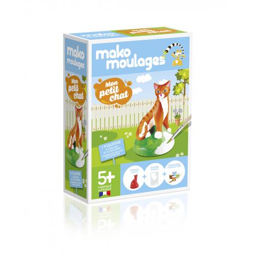Mako Moulages - Mon petit chat