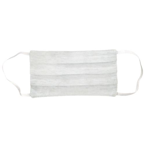 Masque à plis pour ados/femmes - Imprimé Toulouse