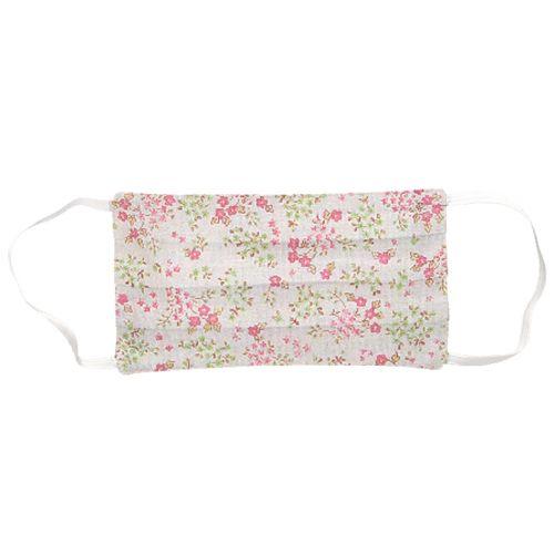 Masque à plis pour ados/femmes - Imprimé St Nazaire