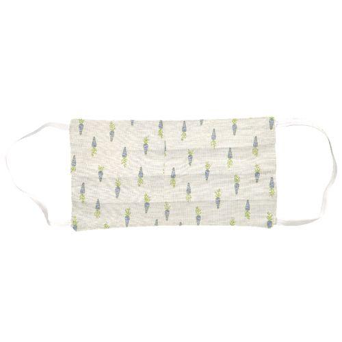 Masque à plis pour enfants - Imprimé St Brieuc
