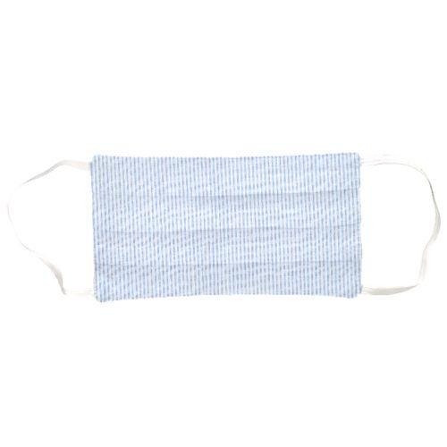 Masque à plis pour ados/femmes - Imprimé Blois