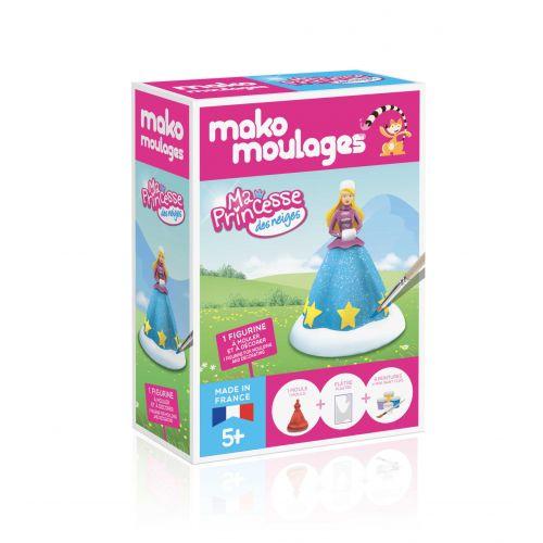 Mako Moulages - Princesse des neiges