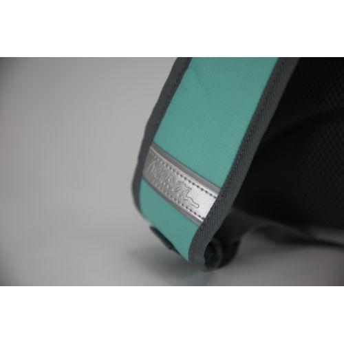 Cartable Miniséri - Vert et gris