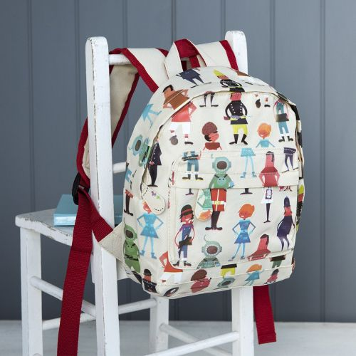Sac à dos maternelle - World of work