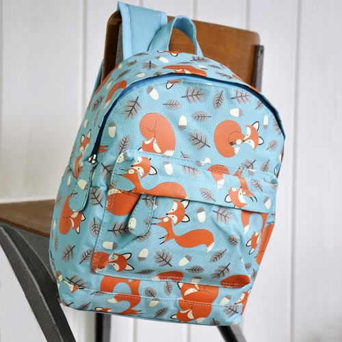 Sac à dos maternelle - Rusty The Fox