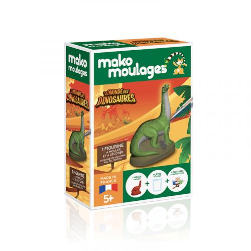 Mako Moulages - DIPLODOCUS